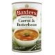 Baxters Vegetarian Carrot & Butter Bean Soup