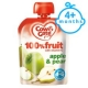 Cow Gate Fruit Pouch Apple&Pear