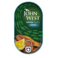 John West Kipper Fillets In Brine